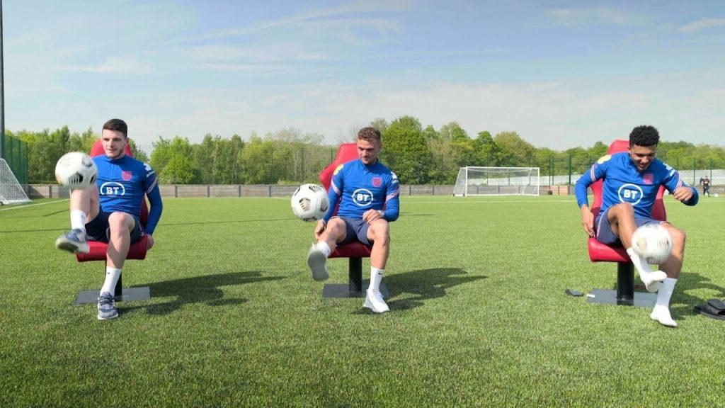 Google Cloud Presents The Team Behind the England Team