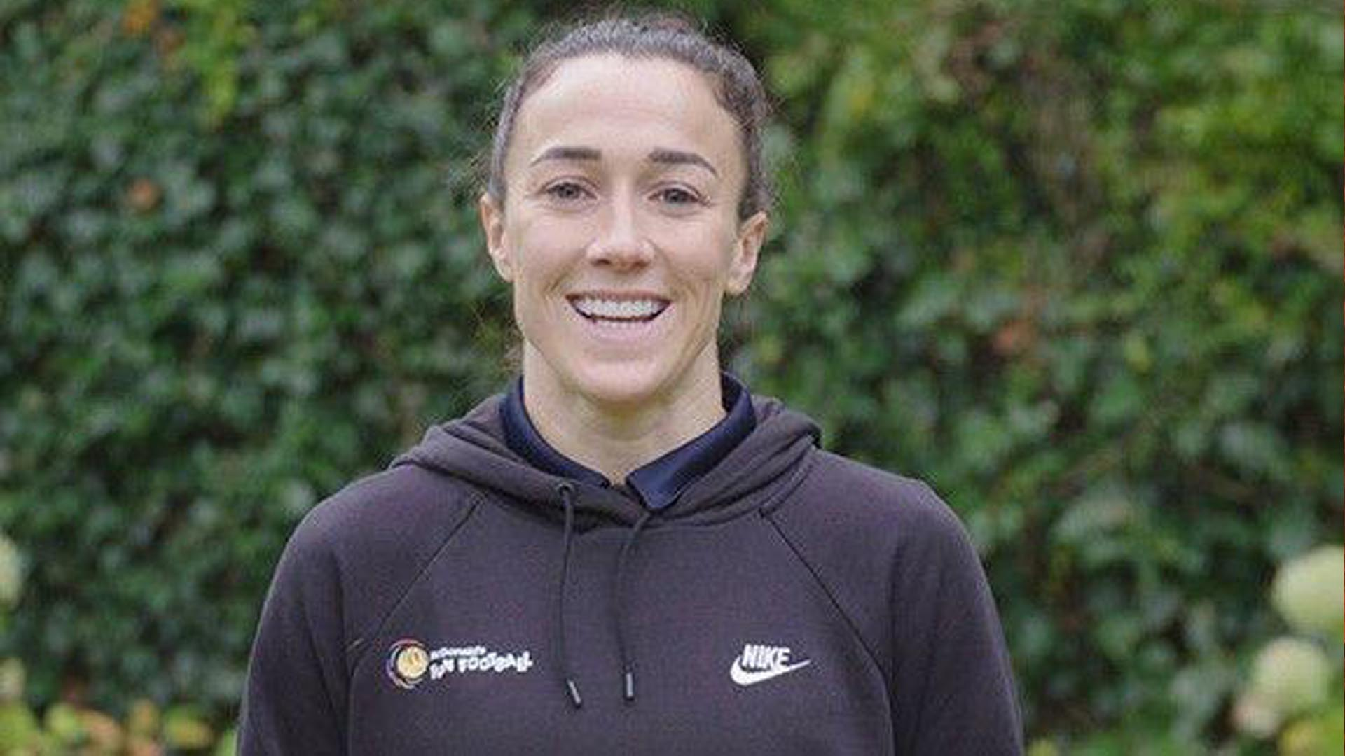 Lucy Bronze's Fun Football Session with McDonald's